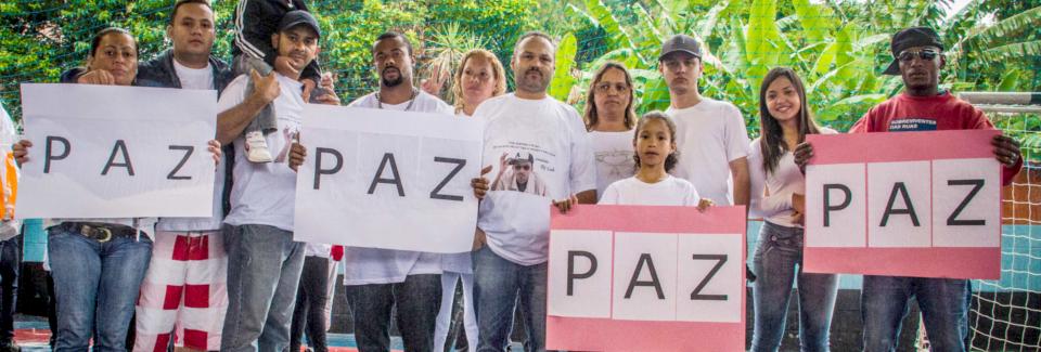DÍA INTERNACIONAL DE LA PAZ - 21 DE SEPTIEMBRE