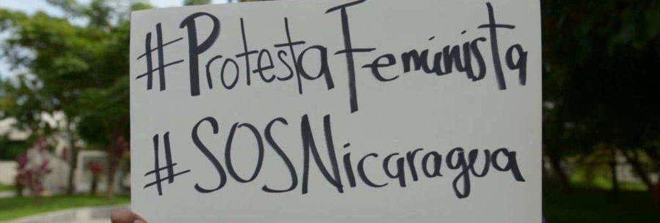 #SOSFEMINISTA POR NICARAGUA